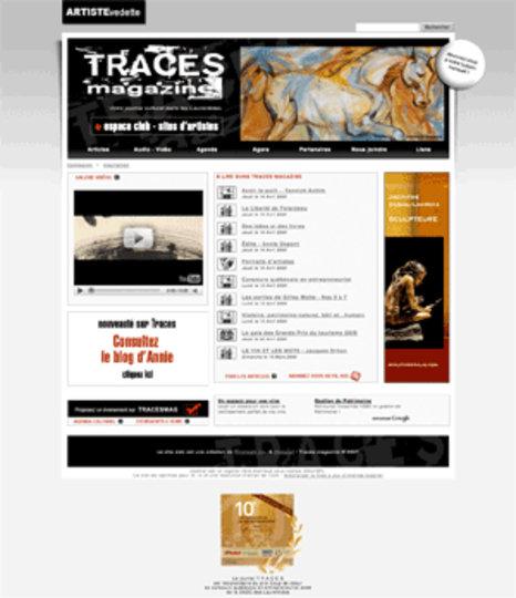 Traces Magazine Saint-Sauveur QC | Ourbis