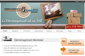 Demenagement Montreal