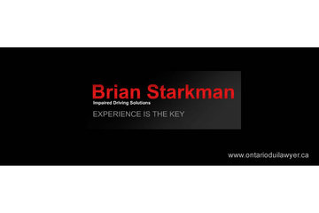 Top DUI Attorney in Toronto - Brian Starkman in brampton