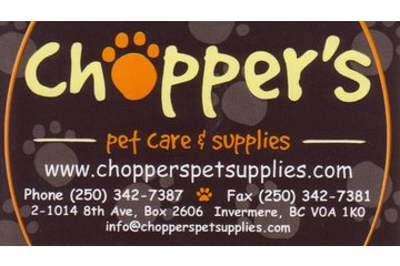 Chopper's Pet Supplies