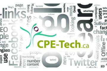 CPE-Tech.ca à Montréal: Logo CPE-Tech.ca