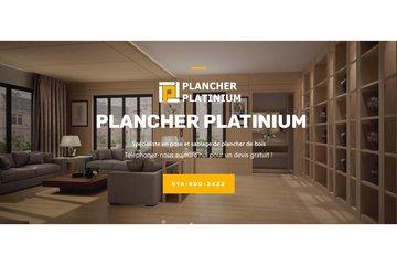 Sablage Plancher Platinium