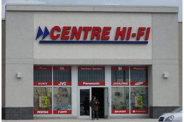 Centre Hi-Fi
