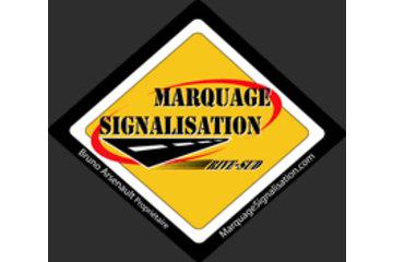 marquage signalisation rive sud B.A.inc