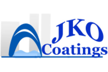JKO Coatings & services in calgary: JKO Coatings & Services Logo