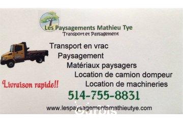 Paysagements Mathieu Tye