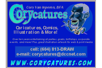 Corycatures in Delta: Cory's Caricatures