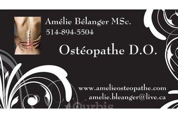 Amélie Bélanger Ostéopathe D.O.