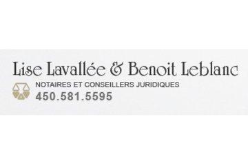 Notaire Lise Lavallée