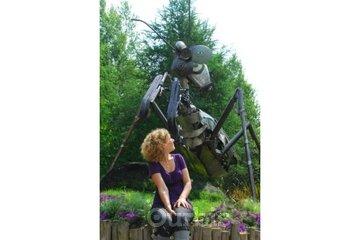 Parc Marie-Victorin in Kingsey Falls: Des insectes géants de nos écosystèmes