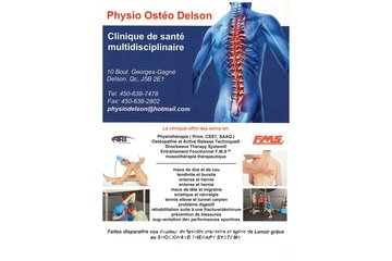 Physio Ostéo Delson