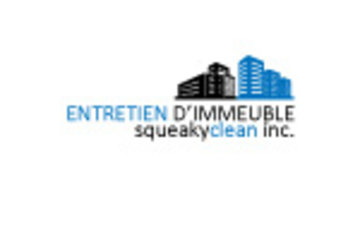 Entretien Immeuble Squeaky Clean Inc