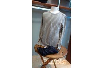 Johnmichael Menswear in Delta: Tommy Bahama's cotton top