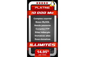 OCTOGONE INTERNET in Laval: PLATINE