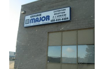 Grillage Major Inc