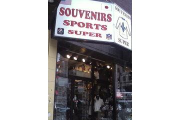 Super Souvenirs à Montréal