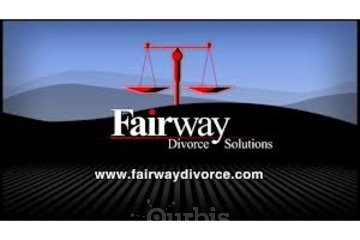 Fairway Divorce Solutions in Barrie: Fairway Divorce Logo
