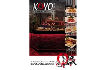 Koyo Sushi à Saint-Lambert