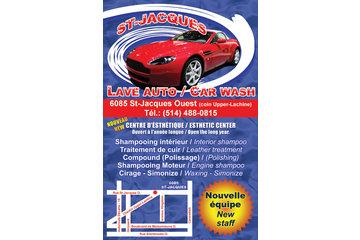 Lave Auto St Jacques