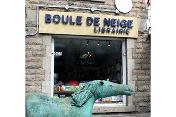Boule De Neige Librairie