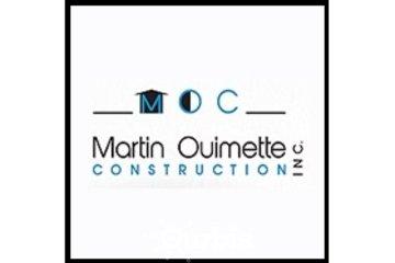MARTIN OUIMETTE CONSTRUCTION