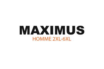 Maximus Grande Taille Québec