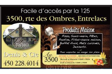Restaurant AU 3500