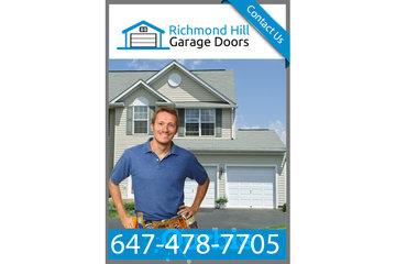 Richmond Hill Garage Doors