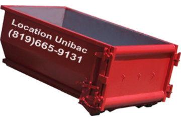Location de conteneurs Unibac à Gatineau: Location de conteneurs Unibac