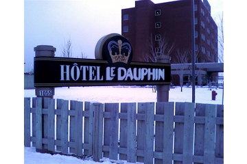 Hôtel Le Dauphin à Longueuil
