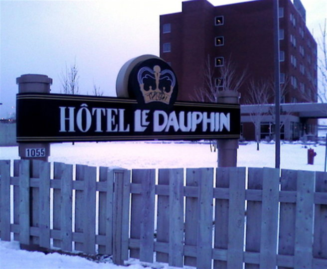 Hotel Dauphin Montreal
