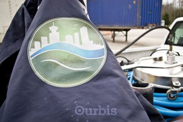 City Wide Environmental Cleaning à surrey: Citywide Cleaning Jacket Logo Vancouver, BC, Canada