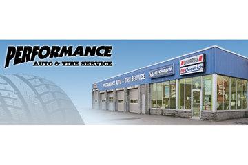 Performance Auto & Tire Service