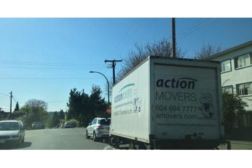 Action Movers Inc. in Coquitlam