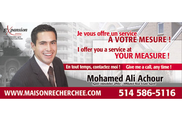 courtier immobilier Mohamed ali Achour