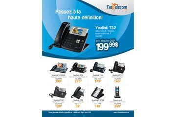 Fasttelecom à Repentigny
