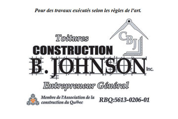 Toitures CBJ inc.