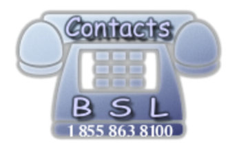 Contacts BSL inc.