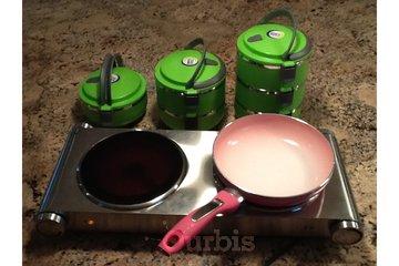 Chef~Exprez Biz Center in North Vancouver: Double Burner Ceramic/Infrared Electric Stove + 2 Bonus! 45% off