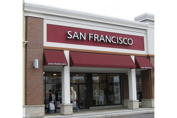 San Francisco à Brossard