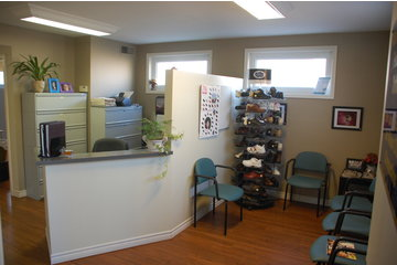 Peterborough Family Footcare Clinic in Peterborough: Waiting room