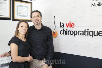 La Vie Chiropratique - Chiropraticien in Québec: Docteurs en chiropratique - La Vie Chiropratique