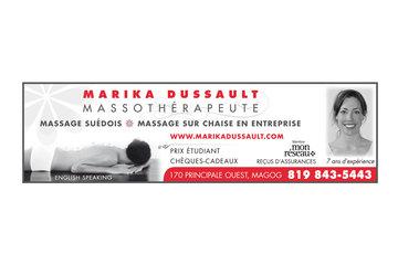Massothérapie Marika Dussault