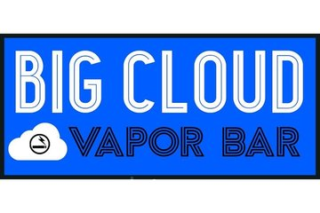 Big Cloud Vapor Bar in Burnaby