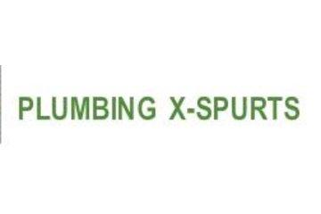 Plumbing x-spurts