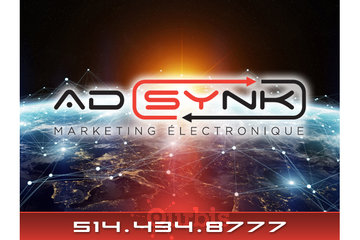 Adsynk Marketing Électronique à Terrebonne