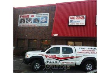 Frigo Georges à Laval: Réparation et vente de refrigérateur