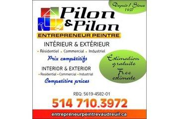 Pilon et Pilon entrepreneur peintre