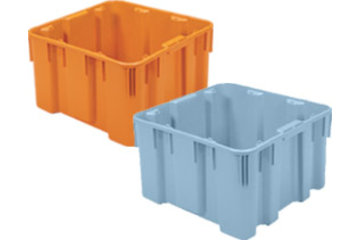 Dubois Agrinovation in Saint-Rémi: utility plastic containers buckhorn