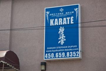 Karaté Kyokushin Kaikan De La Prairie à La Prairie
